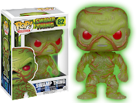 Funko Pop! Swamp Thing Glow in the Dark