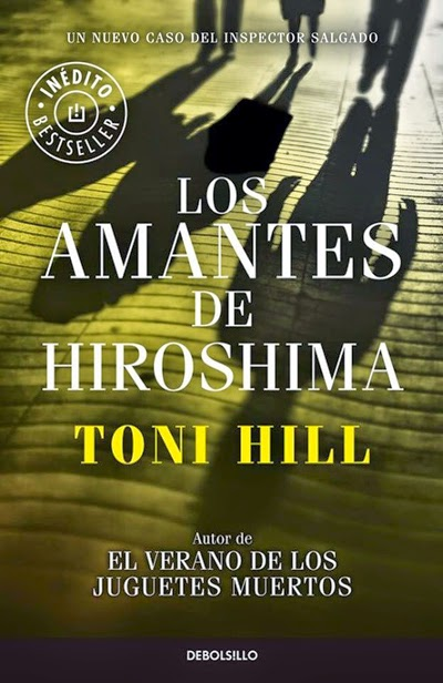 Los amantes de Hiroshima Toni Hill