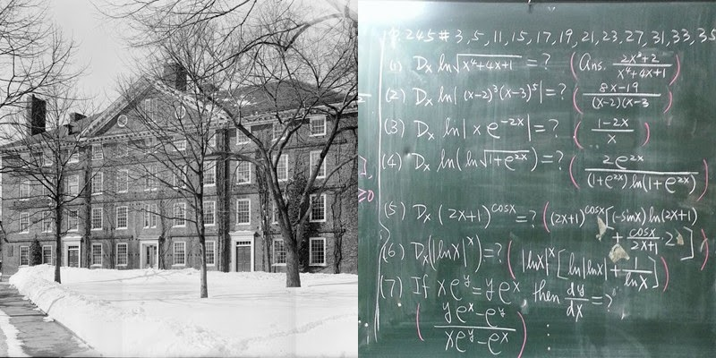 Unbelievable...These 23 Mind Blowing Facts Will DESTROY Your Understanding Of Time - Harvard University was founded before calculus was derived.