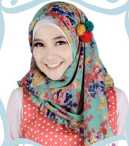 Foto Model Hijab Modern untuk Pesta