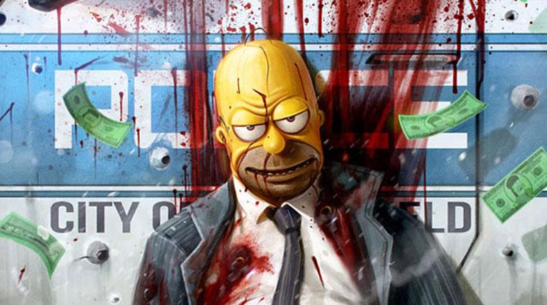 Tus personajes favoritos de dibujos animados de la infancia convertidos en psicópatas asesinos