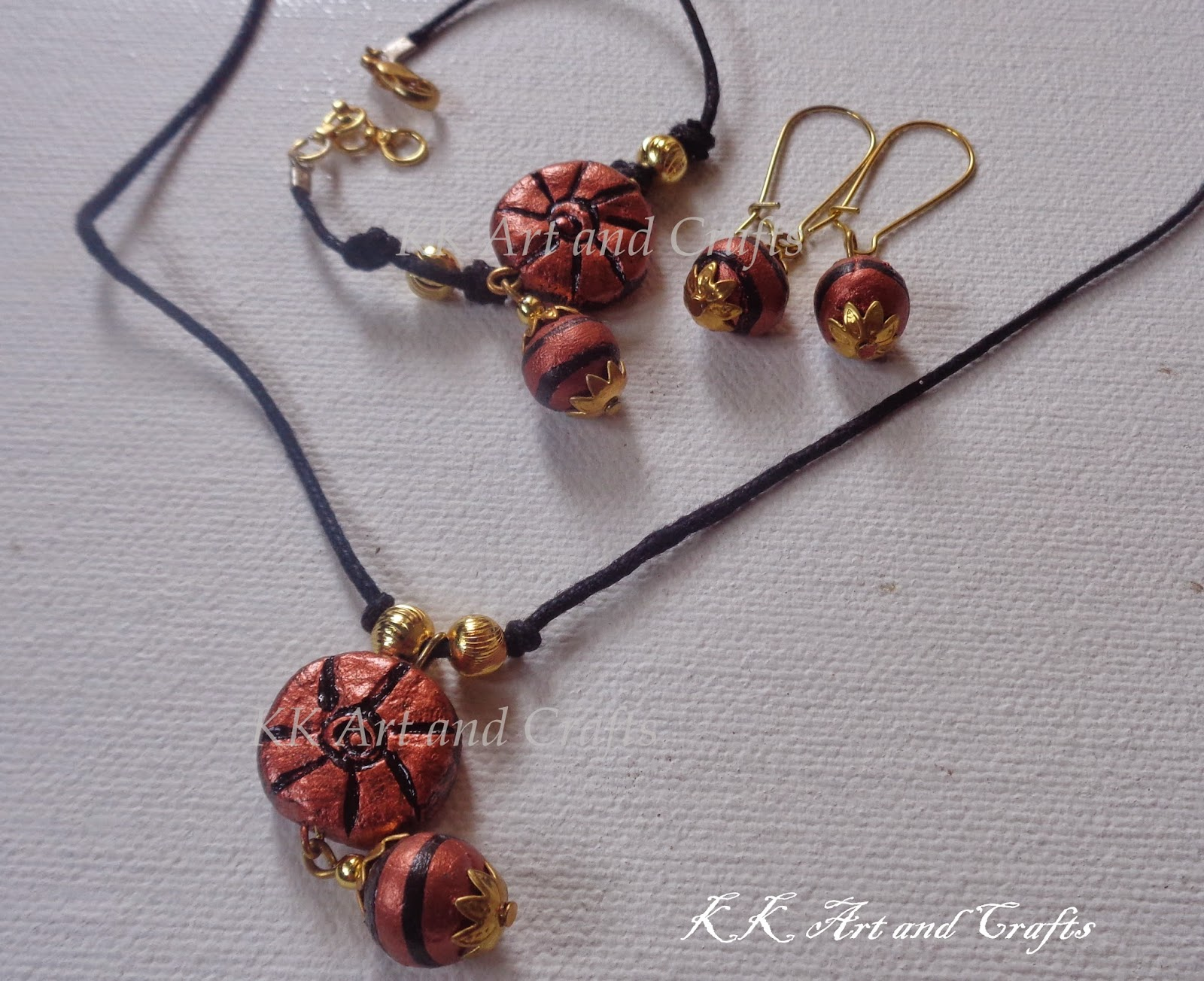 Kk arts and crafts terracotta jewellery making and baking for Arts and crafts workshops near me