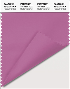 Pantone, Radiant Orchid
