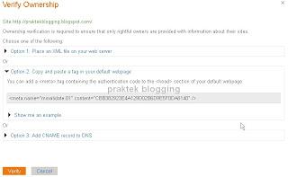 meta tag bing dan yahoo