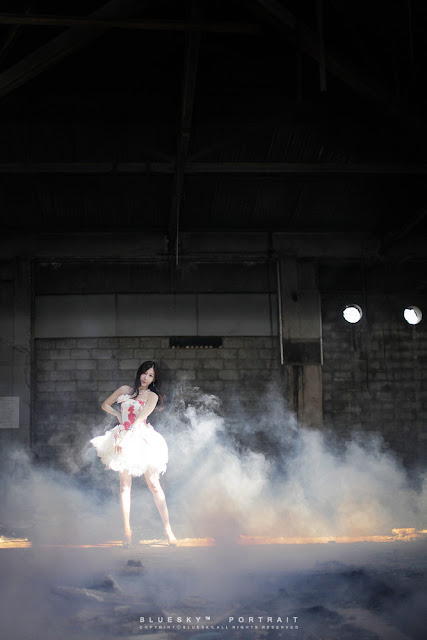3 Angel Han Ji Eun-very cute asian girl-girlcute4u.blogspot.com