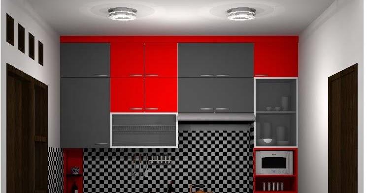 Cara kreatif menata dapur minimalis mungil anda jual for Cara bikin kitchen set