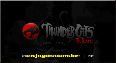 Thundercats Free Games on Thundercats   Games Free Online