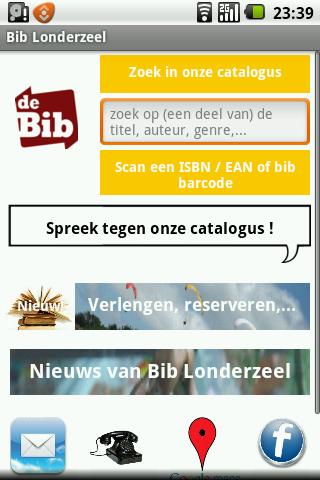 Bib app Londerzeel