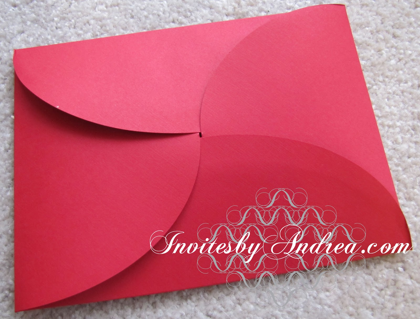 Scrapbook ideas romantic - The Red Roses That Line Each Flap Of The Inside Of The Petal Envelope Are Cut From A Piece Of Scrapbook Paper I Had I Haven T Found This Exact Scrapbook