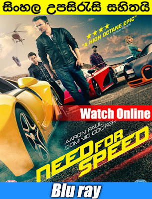 Need for Speed 2014 Full Movie Watch Online Free