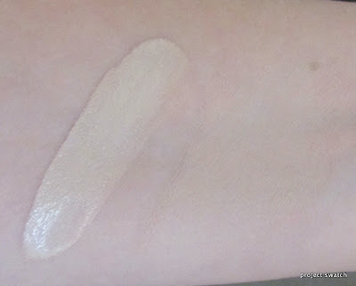 Urban Decay Naked Skin shade 1.0 swatch