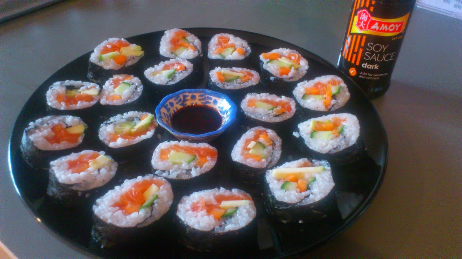sushi fatto in casa, ricette internazionali