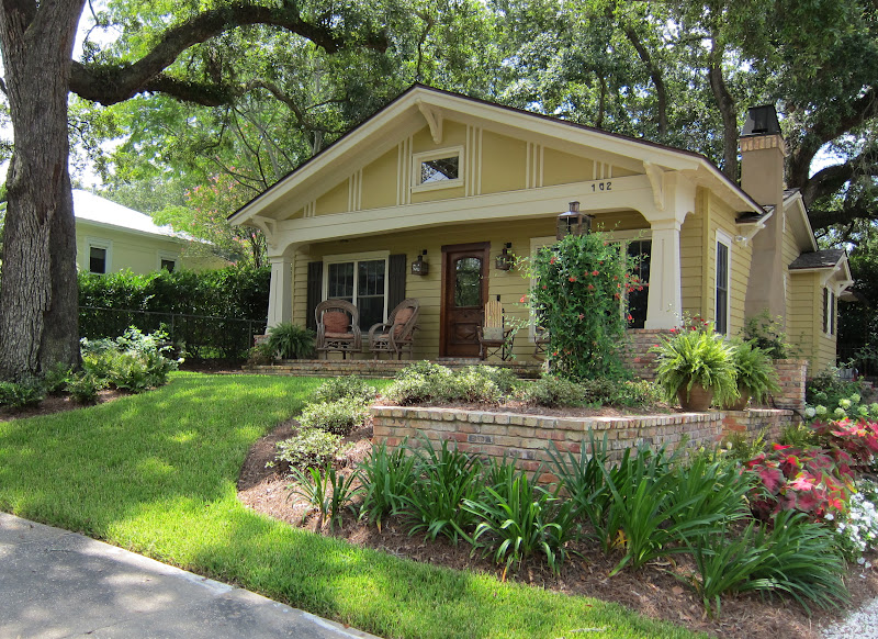By the way our fairhope cottage for Fairhope house plan