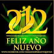 Imagenes y Diseños Año Nuevo 2012 para