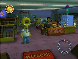 DE JUEGOS Y MEMES: los simpsons hit and run para pc full y en español