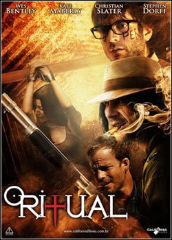 o6ui Download   O Ritual DVDRip   AVI   Dual Áudio