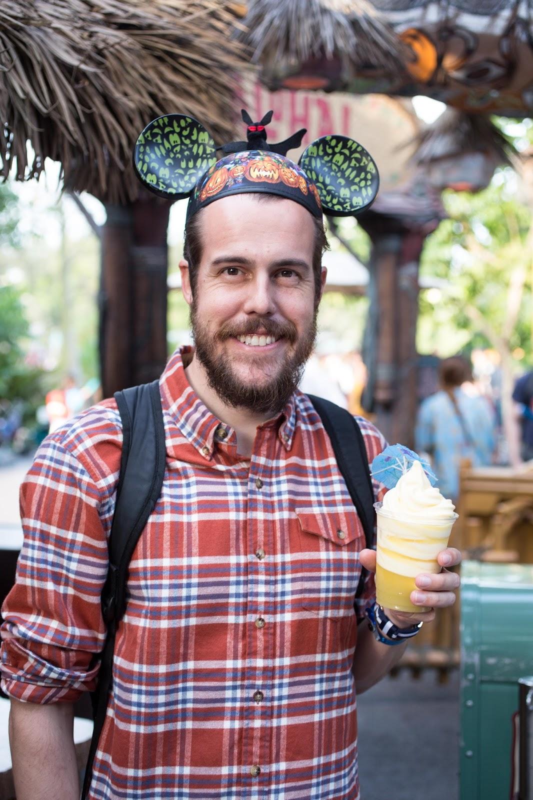 Disneyland Food Guide: Dole Whip