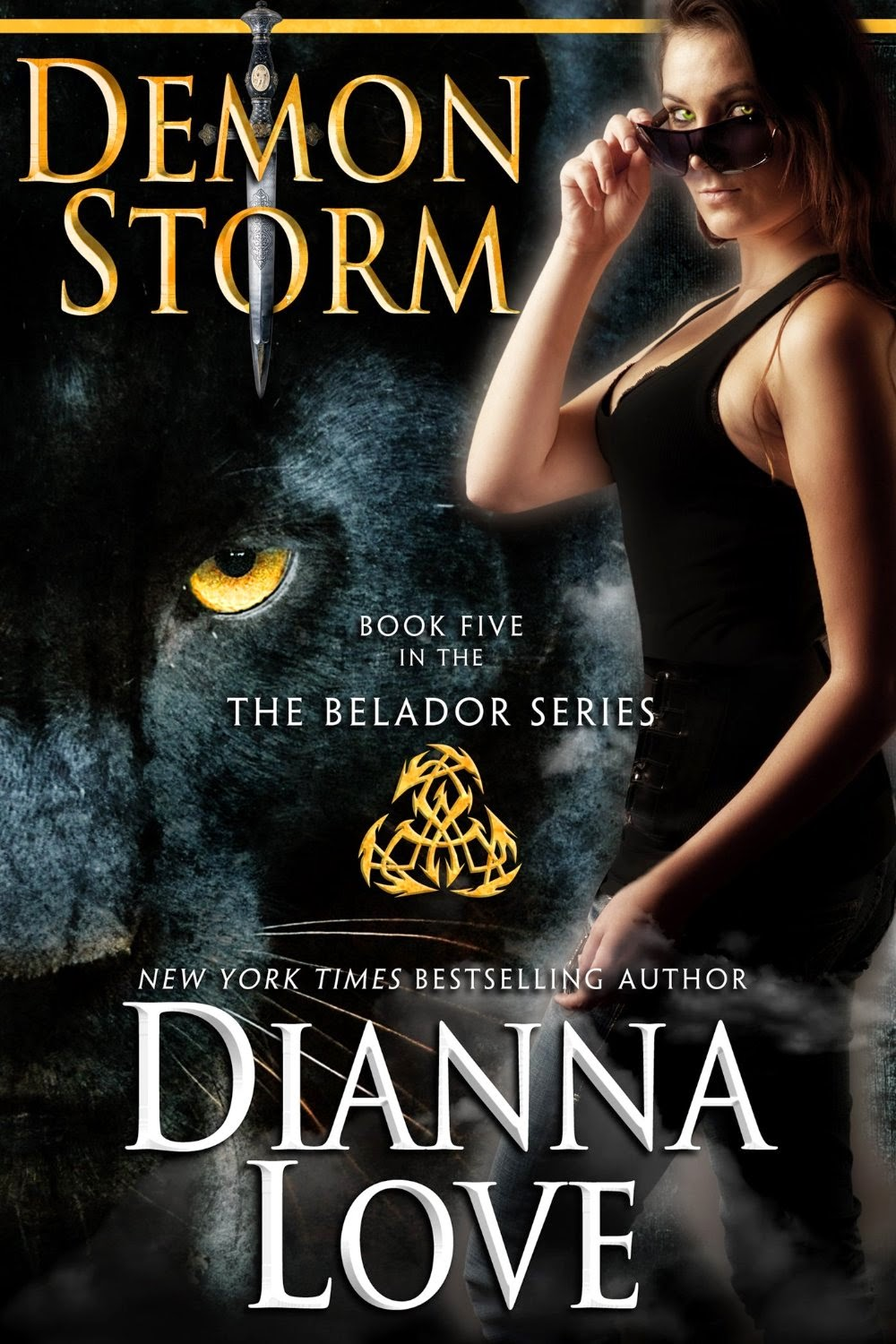 Demon Storm (Belador #5) by Dianna Love (PNR/UF)