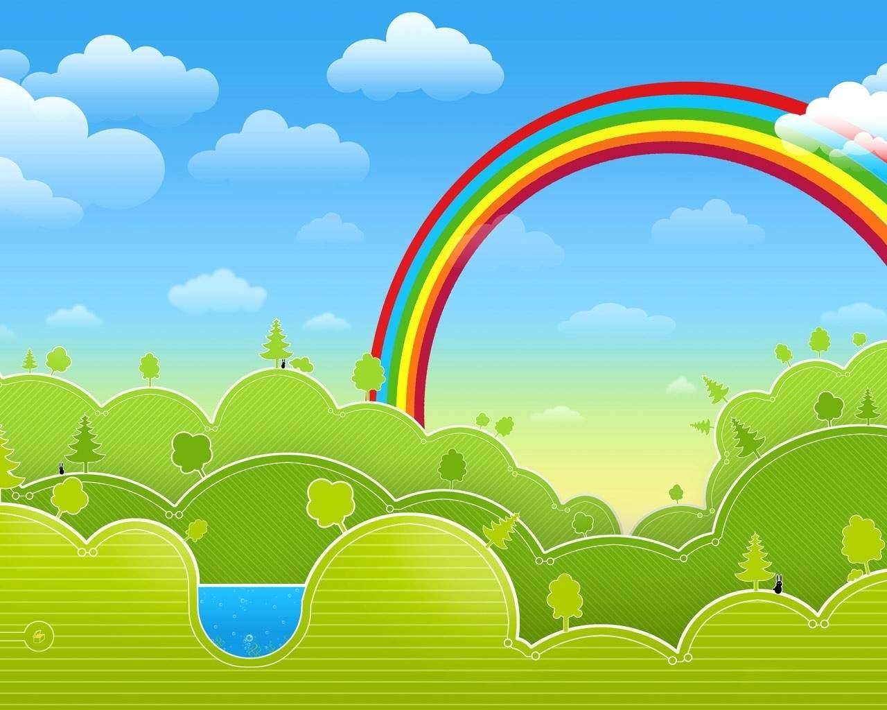 December 2011 My Little Rainbow