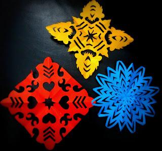 cara membuat lampion sederhana dari kertas origami