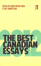 The Best Canadian Essays, 2014 (includes an essay by Marion Agnew)