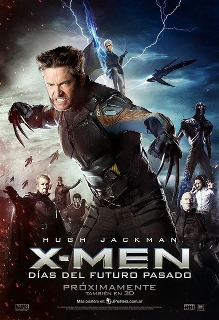 X-Men: Días del futuro pasado – DVDRIP SUBTITULADO