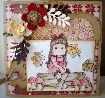 Scrapcard Girls Van Harte Gefeliciteerd Met Je Verjaardag