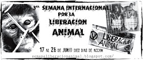 semana Liberación Animal Total.