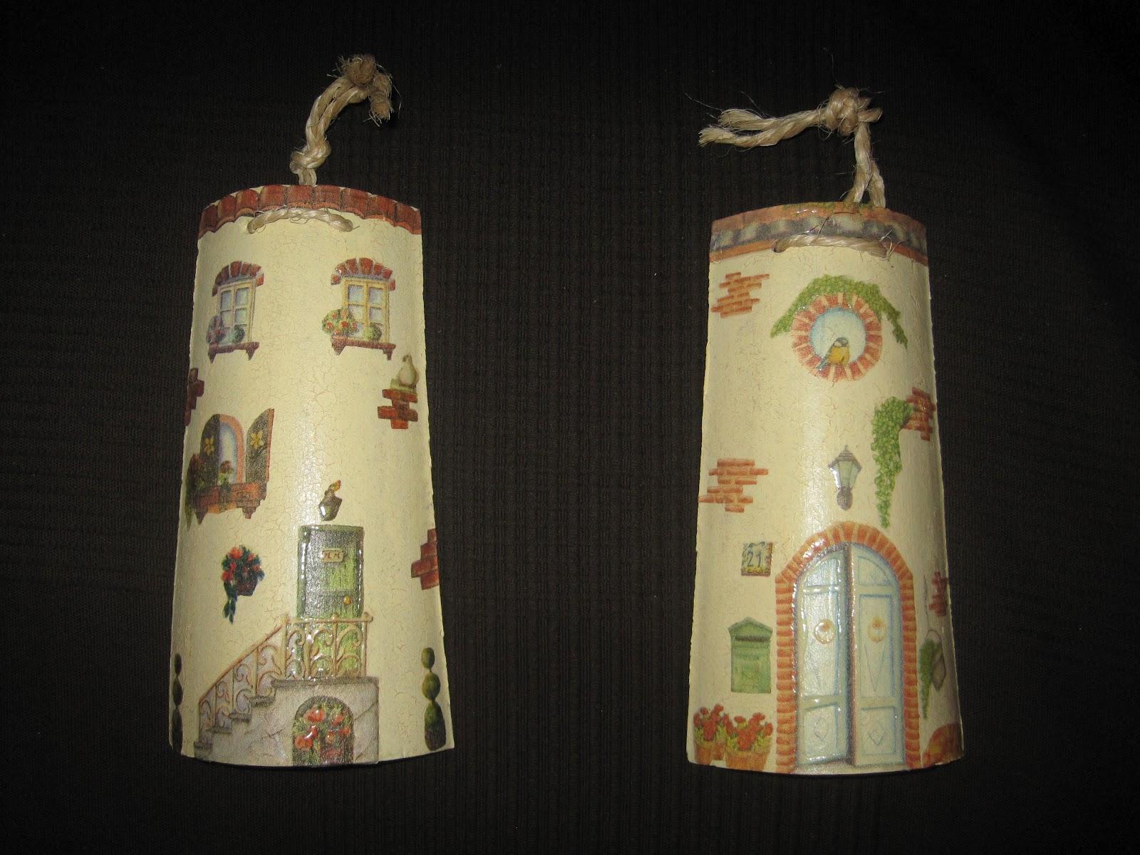 Nuestras mijitas hechas a mano m s tejas decoradas - Tejas pequenas decoradas ...