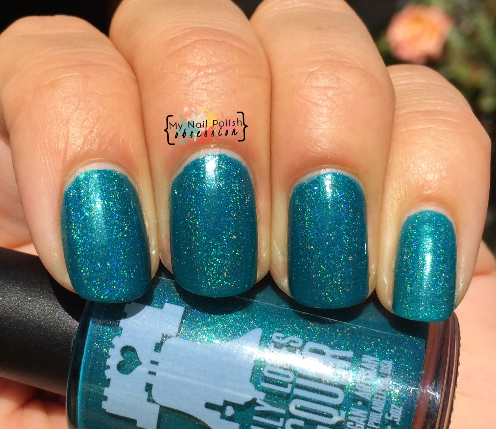 Addicted to Holos Indie Box Philly Loves Lacquer Rain Boots and Puddles