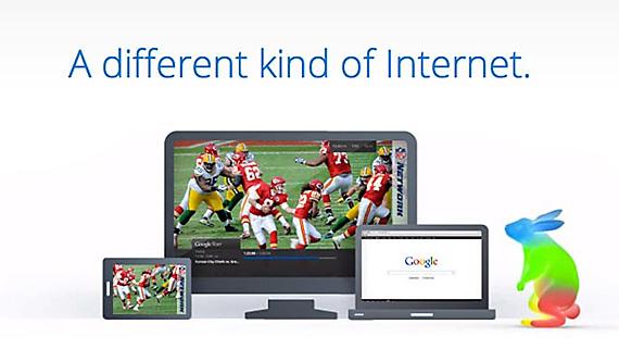 Google Fiber este serviciul Google de acces la internet si cablu TV