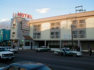 Hotel Plaza Consulado, hoteles baratos en ciudad juarez y cerca del Consulado Americano en Ciudad Juarez
