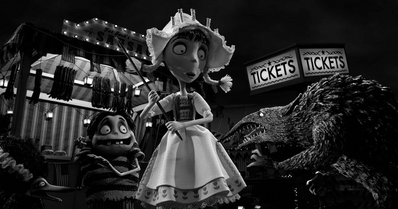 Another still from Frankenweenie