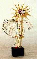 joel laurent sculpteur - outsider art brut magazine - gricha rosov 2