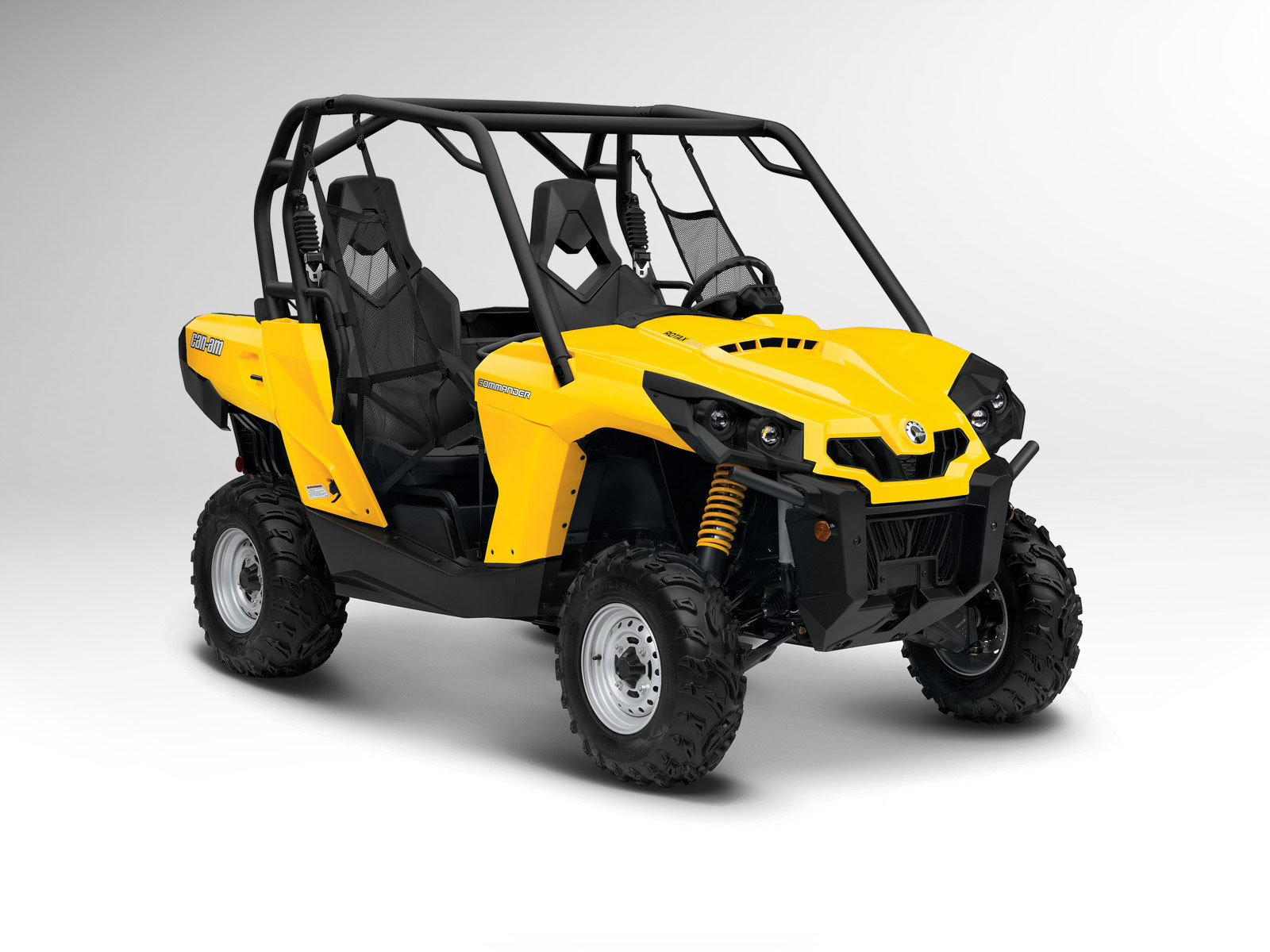 2012 Can-Am Commander 800R ATV pictures 1