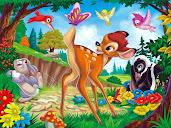 #2 Bambi Wallpaper