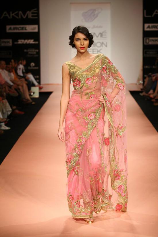 Lakme India Fashion Week 2012 Lakme Indian Fashion Show