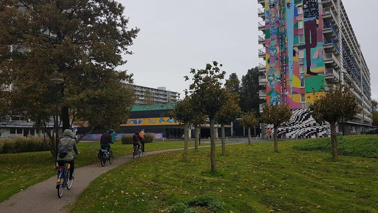 Bijlmer by Bike