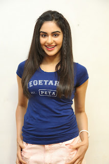 Adah sharma Pictures at Peta event 040