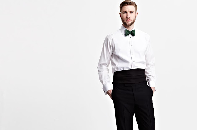 Mens Christmas Partywear Guide - Bearded Couture