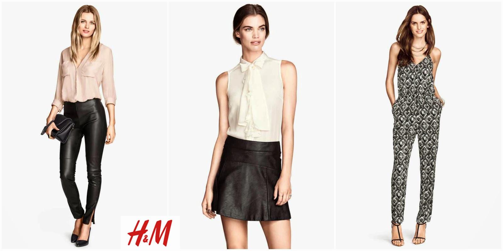 H&M Mujer Otoño