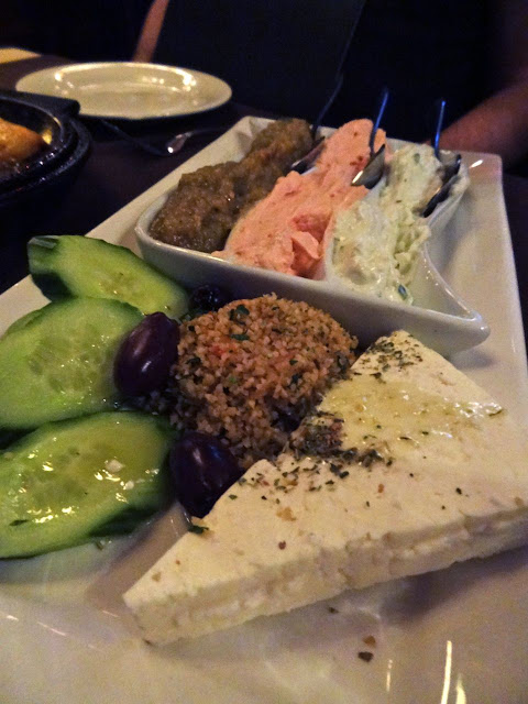 Scrumpdillyicious: Pan: A Taste of Greek Cuisine on 'The Danforth'