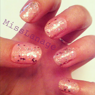 barry m rose quartz glitter