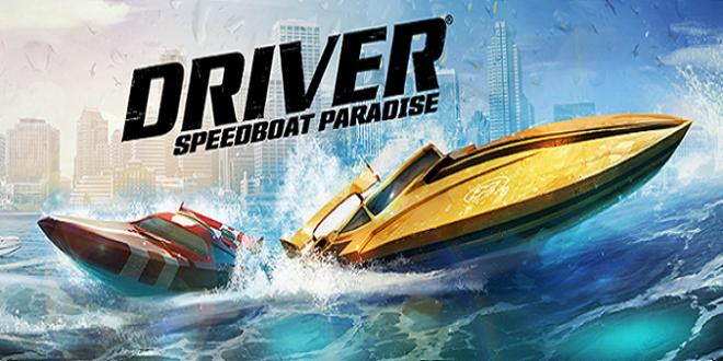 DRIVER SPEEDBOAT PARADISE v1.1.0 APK MOD