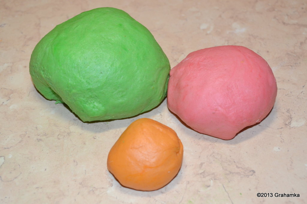 Trzy kule, trzy kolory. Punkt 5.