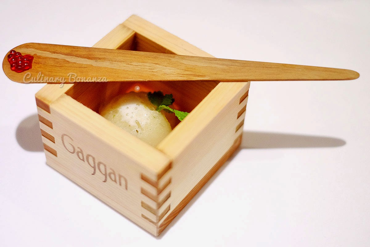 Burnt mango panna - Gaggan Bangkok (www.culinarybonanza.com)