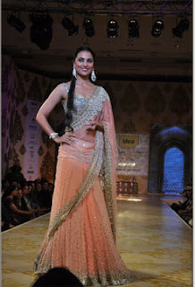Manish Malhotra Net Saree Collection 2011