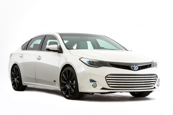 Sport Cars Information: Toyota Avalon TRD Edition as New Production ...