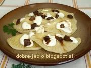 Spišské bryndzové pirohy - recept