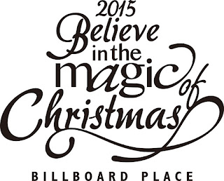 Believe in the magic of Christmas.
